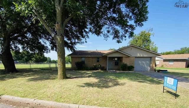 708 Dana Street, Burkburnett, TX 76354 (MLS #157190) :: Bishop Realtor Group