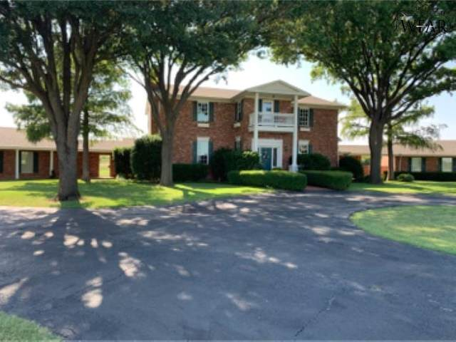 367 Decker Road, Wichita Falls, TX 76310 (MLS #157203) :: Bishop Realtor Group