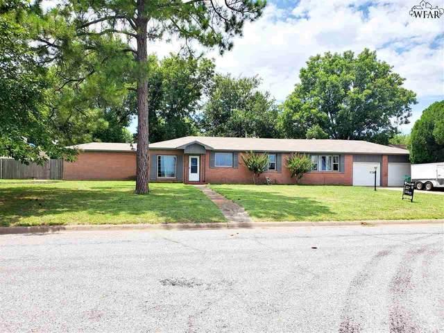 104 Mockingbird Lane, Burkburnett, TX 76354 (MLS #157299) :: WichitaFallsHomeFinder.com