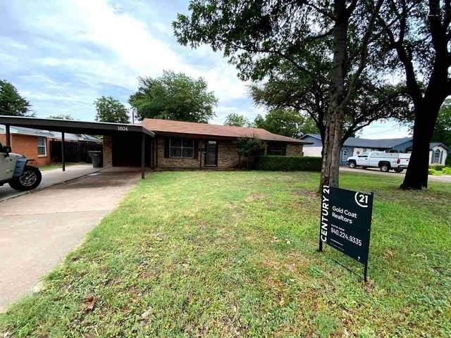 1604 Southwest Parkway, Wichita Falls, TX 76302 (MLS #157343) :: Bishop Realtor Group