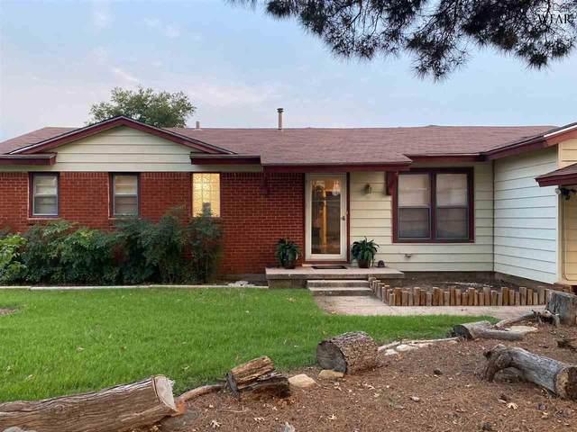 803 Van Horn Street, Iowa Park, TX 76367 (MLS #157373) :: WichitaFallsHomeFinder.com