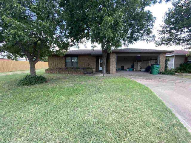 408 E Ida Avenue, Electra, TX 76360 (MLS #157432) :: WichitaFallsHomeFinder.com