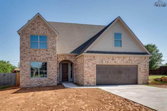 19 Harley Court, Iowa Park, TX 76367 (MLS #157437) :: WichitaFallsHomeFinder.com