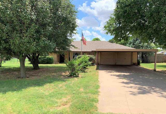 1216 E Sycamore Street, Burkburnett, TX 76354 (MLS #157463) :: Bishop Realtor Group