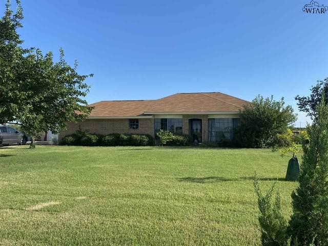 964 S Hwy 287, Henrietta, TX 76365 (MLS #157533) :: Bishop Realtor Group