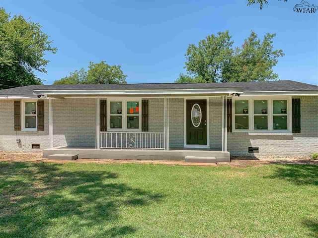 508 Barker Road, Wichita Falls, TX 76306 (MLS #157566) :: Bishop Realtor Group