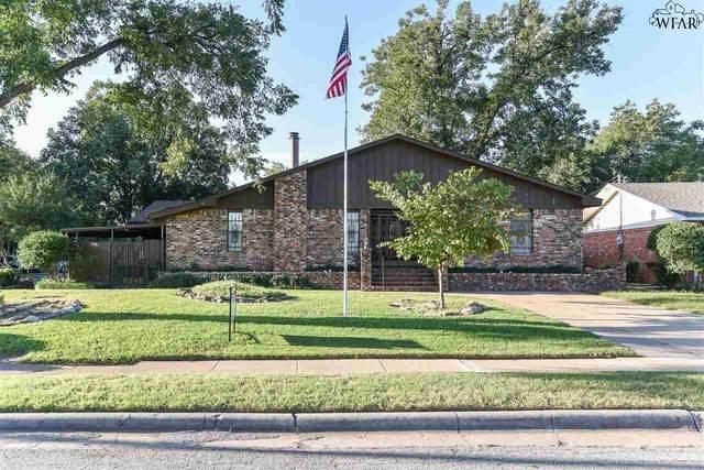 4103 Mcgaha Avenue, Wichita Falls, TX 76308 (MLS #157602) :: Bishop Realtor Group