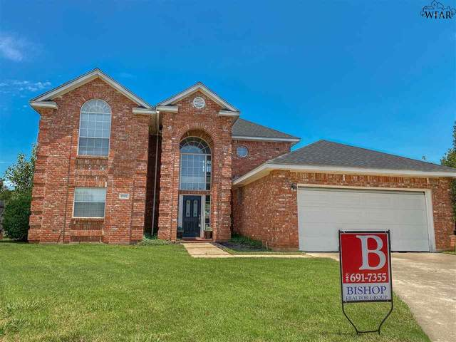 5 Colina Circle, Wichita Falls, TX 76309 (MLS #157623) :: Bishop Realtor Group