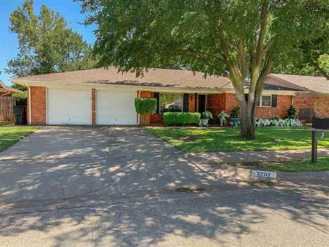 2707 Elmwood Avenue, Wichita Falls, TX 76308 (MLS #157654) :: WichitaFallsHomeFinder.com
