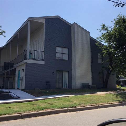 1611 Bell Street, Wichita Falls, TX 76309 (MLS #157765) :: Bishop Realtor Group