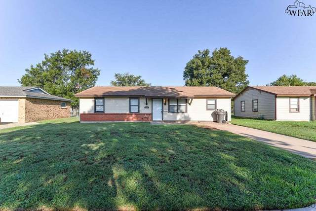 1426 Tanbark Road, Wichita Falls, TX 76306 (MLS #157794) :: Bishop Realtor Group