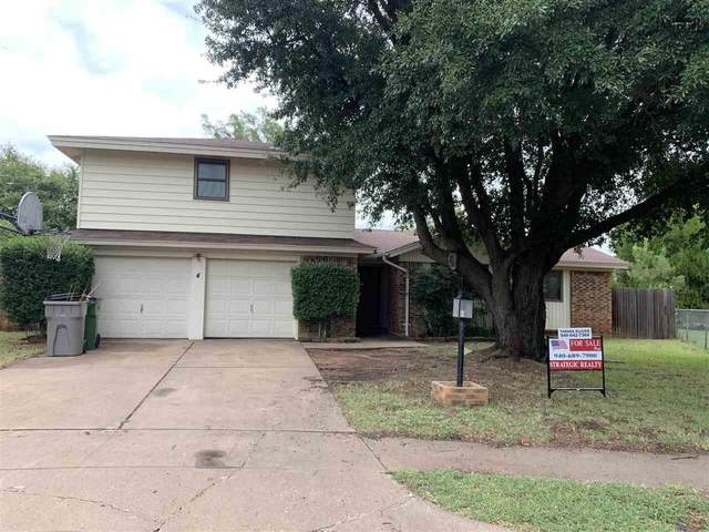 4 Kevin Circle, Wichita Falls, TX 76306 (MLS #157878) :: WichitaFallsHomeFinder.com