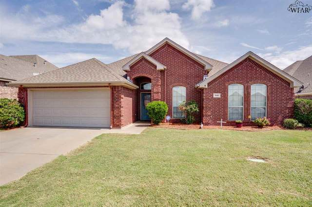 5608 Ross Creek Lane, Wichita Falls, TX 76310 (MLS #158014) :: Bishop Realtor Group