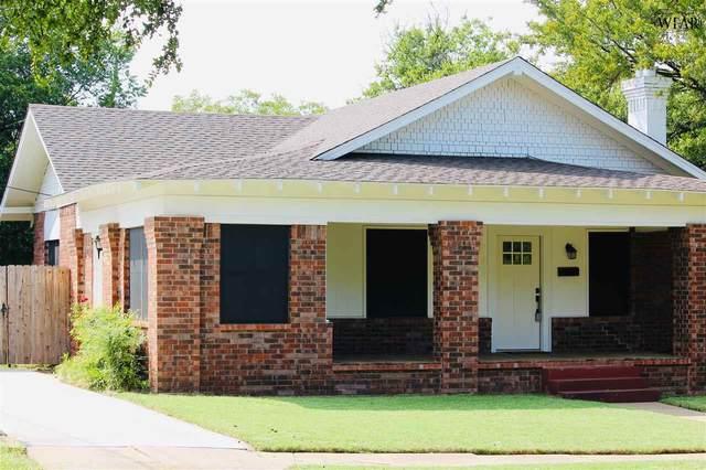 806 Grant Street, Wichita Falls, TX 76301 (MLS #158077) :: Bishop Realtor Group
