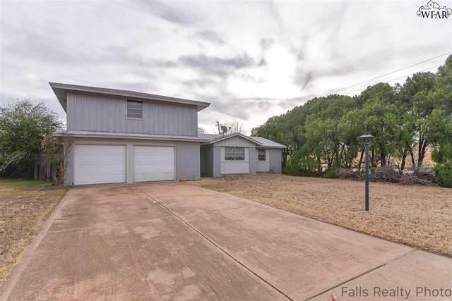 1501 Douglas Drive, Iowa Park, TX 76367 (MLS #158094) :: Bishop Realtor Group