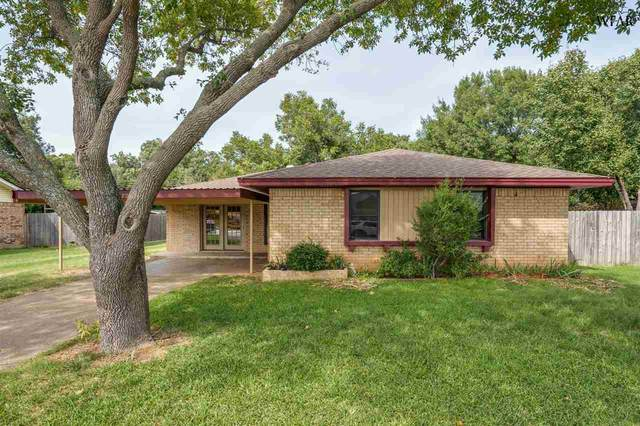 725 Dana Street, Burkburnett, TX 76354 (MLS #158122) :: WichitaFallsHomeFinder.com