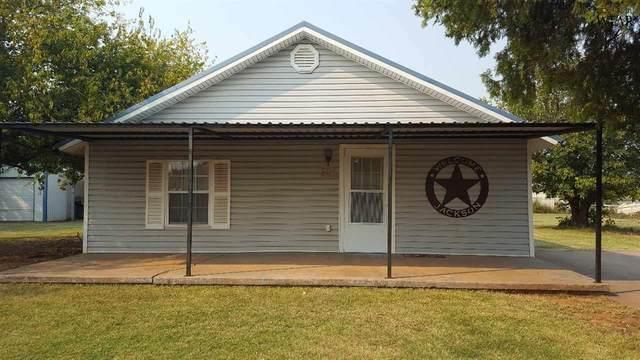 506 S Bois Darc Street, Holliday, TX 76366 (MLS #158224) :: WichitaFallsHomeFinder.com