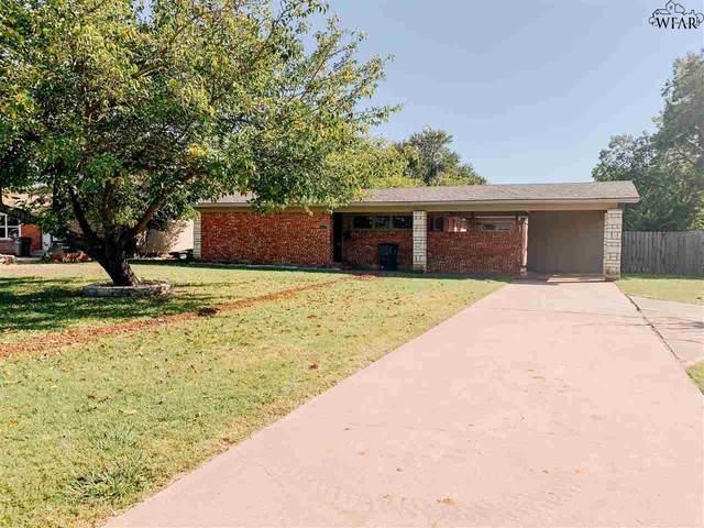 1805 Midwestern Parkway, Wichita Falls, TX 76302 (MLS #158272) :: Bishop Realtor Group
