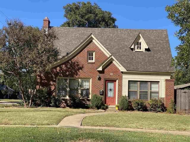 2314 Bullington Street, Wichita Falls, TX 76301 (MLS #158377) :: Bishop Realtor Group