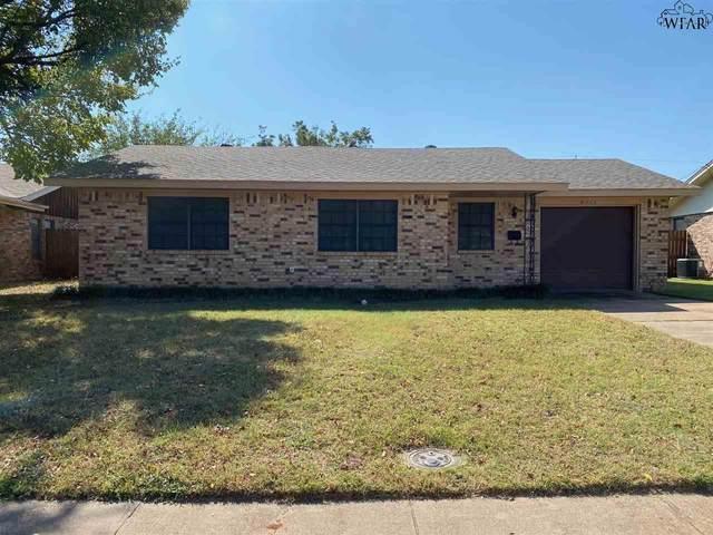 4111 Lavell Avenue, Wichita Falls, TX 76308 (MLS #158433) :: Bishop Realtor Group