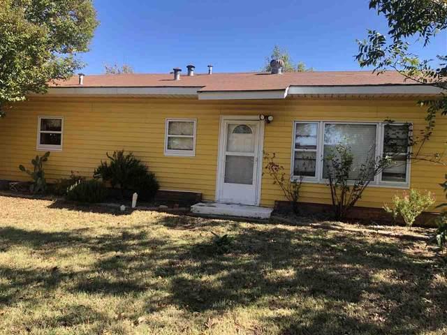 1033 Louise Lane, Wichita Falls, TX 76306 (MLS #158473) :: Bishop Realtor Group