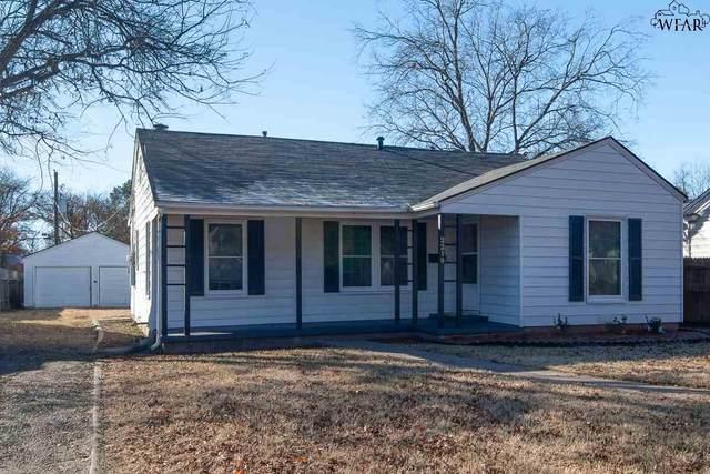 2219 Piedmont Place, Wichita Falls, TX 76308 (MLS #158892) :: Bishop Realtor Group