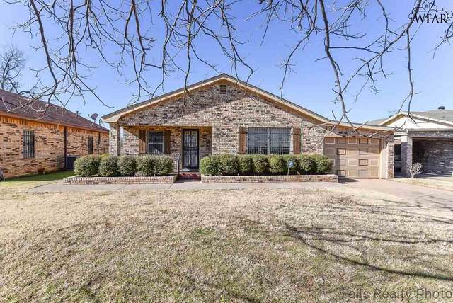 1404 Gladiolus Street, Wichita Falls, TX 76301 (MLS #158926) :: Bishop Realtor Group