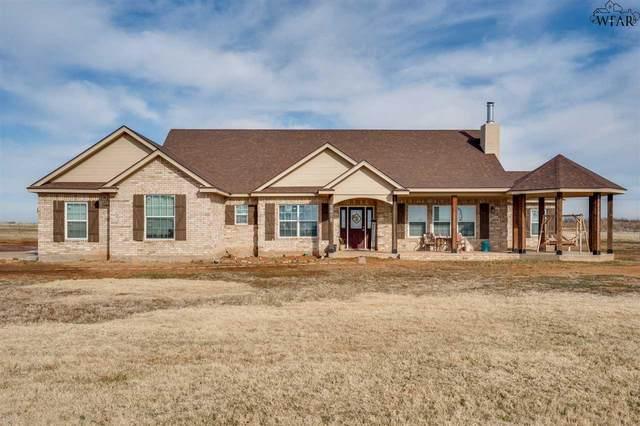 5010 Kiel Lane, Wichita Falls, TX 76305 (MLS #159021) :: Bishop Realtor Group