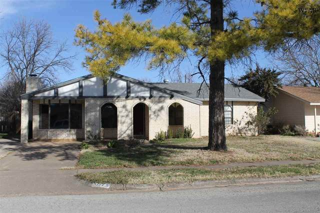 5124 Kingston Drive, Wichita Falls, TX 76310 (MLS #159133) :: Bishop Realtor Group