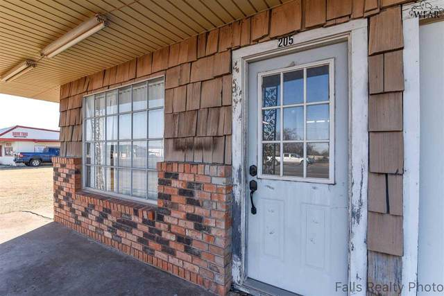 203 W Olive Street, Holliday, TX 76366 (MLS #159264) :: Bishop Realtor Group