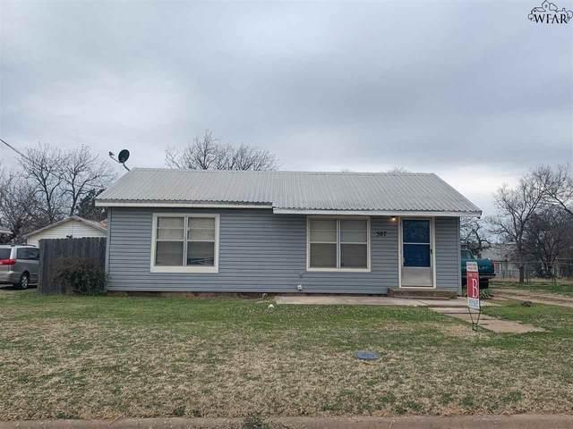 307 S Oak Street, Archer City, TX 76351 (MLS #159384) :: Bishop Realtor Group