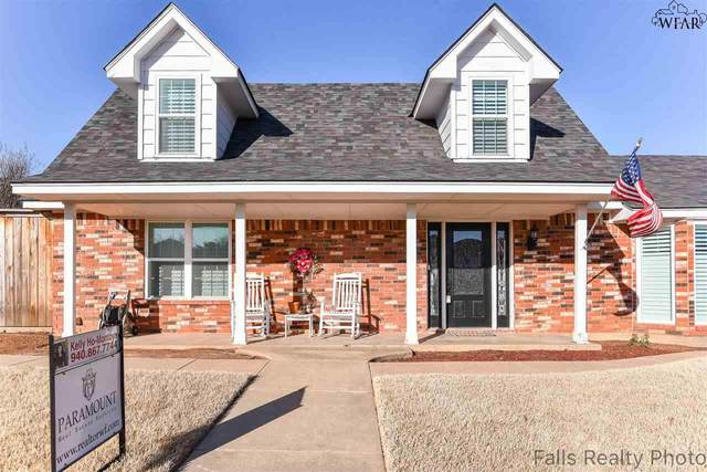 1525 Cynthia Lane, Wichita Falls, TX 76302 (MLS #159454) :: Bishop Realtor Group