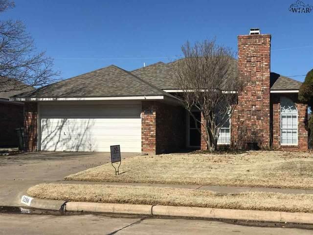 5210 Langford Lane, Wichita Falls, TX 76310 (MLS #159463) :: Bishop Realtor Group