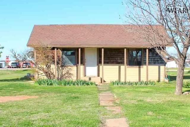 210 S Oak Street, Holliday, TX 76366 (MLS #159801) :: Bishop Realtor Group
