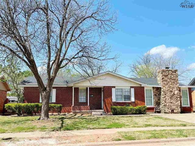 5034 Lindale Drive, Wichita Falls, TX 76310 (MLS #159888) :: Bishop Realtor Group