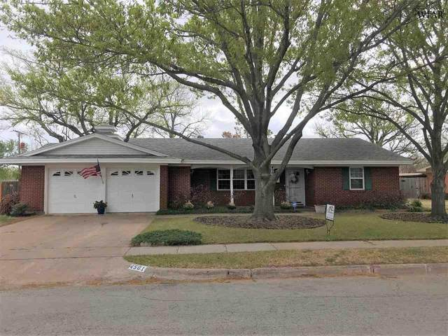 4501 Hollandale Avenue, Wichita Falls, TX 76302 (MLS #159939) :: Bishop Realtor Group