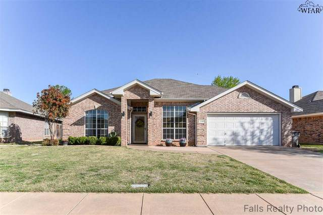 5310 Pepperbush Drive, Wichita Falls, TX 76310 (MLS #159950) :: Bishop Realtor Group