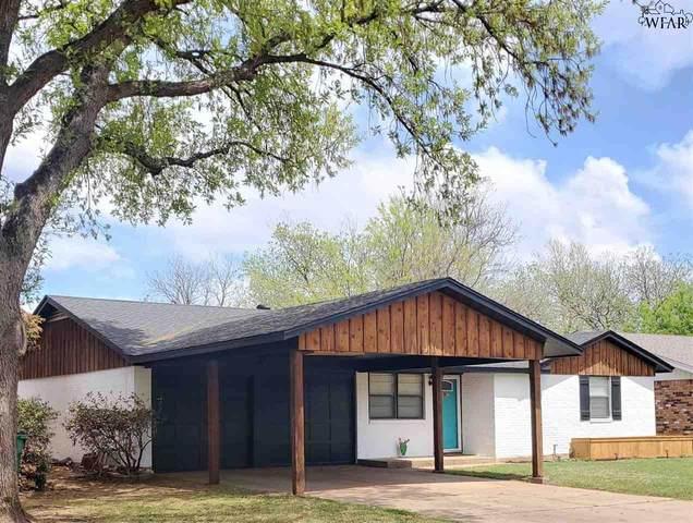 610 W Coleman Avenue, Iowa Park, TX 76367 (MLS #159959) :: WichitaFallsHomeFinder.com