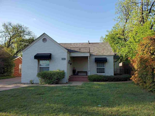 1676 Woodrow Avenue, Wichita Falls, TX 76301 (MLS #160035) :: Bishop Realtor Group