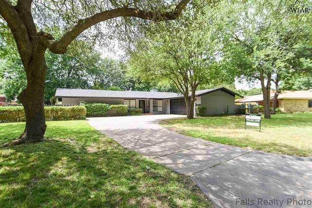 4408 Montego Drive, Wichita Falls, TX 76310 (MLS #160339) :: Bishop Realtor Group