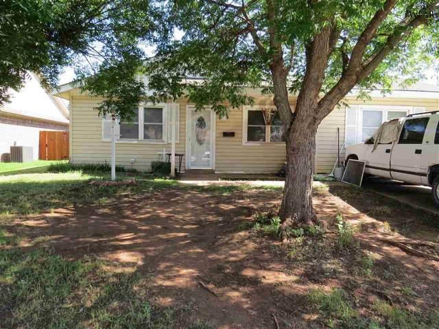 113 N Glencoe Circle, Wichita Falls, TX 76302 (MLS #160478) :: WichitaFallsHomeFinder.com