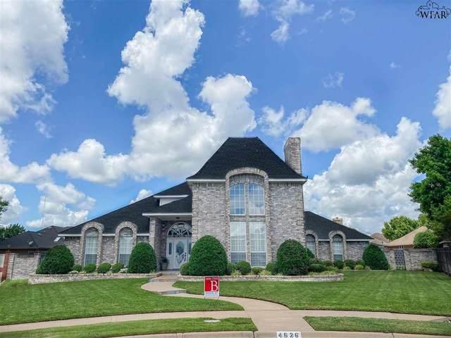 4626 Willow Bend Drive, Wichita Falls, TX 76310 (MLS #160614) :: Bishop Realtor Group