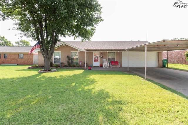 1011 Jan Drive, Burkburnett, TX 76354 (MLS #160758) :: Bishop Realtor Group