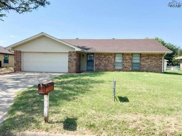 1405 Amherst Drive, Burkburnett, TX 76354 (MLS #160769) :: Bishop Realtor Group