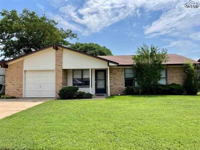 4819 Colleen Drive, Wichita Falls, TX 76302 (MLS #160802) :: Bishop Realtor Group