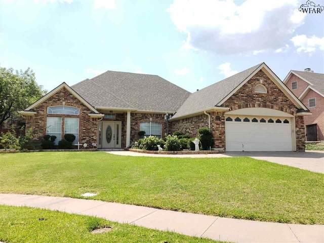 2 Charing Court, Wichita Falls, TX 76309 (MLS #160835) :: Bishop Realtor Group