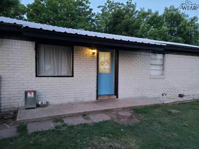 75 Edgewater Drive, Wichita Falls, TX 76308 (MLS #160903) :: WichitaFallsHomeFinder.com