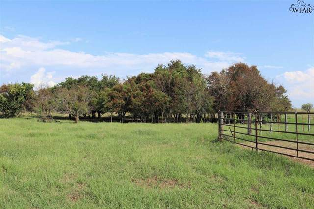 120 ACRES N Fm 1197, Henrietta, TX 76365 (MLS #161170) :: WichitaFallsHomeFinder.com