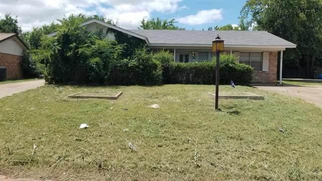 1408 Normandy Drive, Wichita Falls, TX 76301 (MLS #161263) :: Bishop Realtor Group