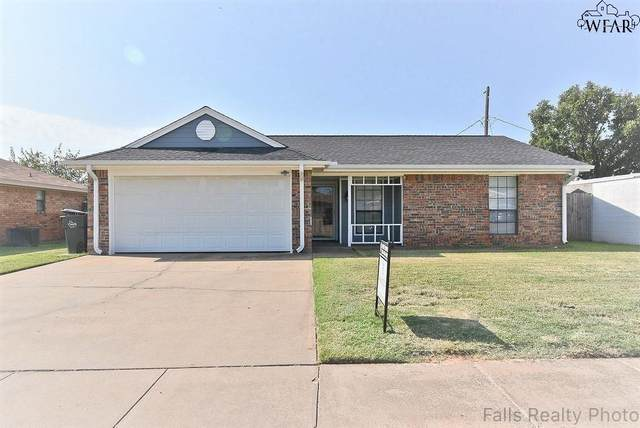 5313 Langford Lane, Wichita Falls, TX 76310 (MLS #161480) :: WichitaFallsHomeFinder.com